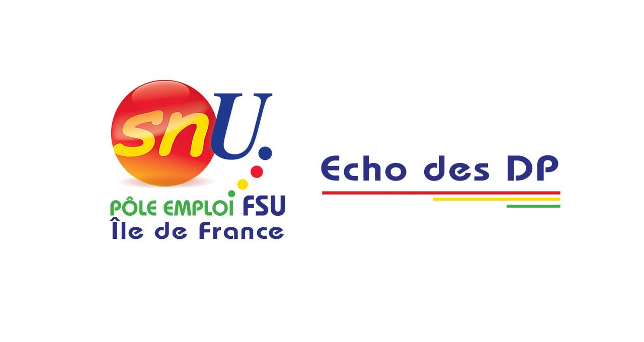 Echo des DP aout 2018