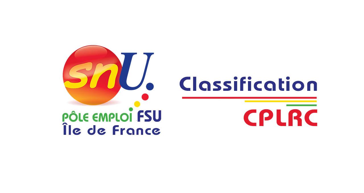 """Recours Classification :  CPLRC ou """"La fourberie de la direction régionale"""""""